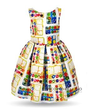"""Платье """"Акварель"""" - фото 4606"""