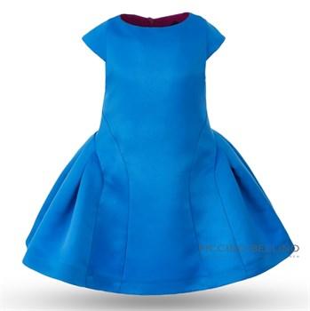 """Платье """" Космос"""" (голубой) - фото 4622"""