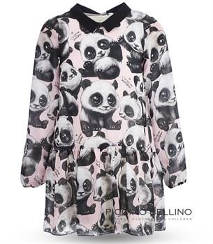 "Платье ""Панды"" - фото 4734"