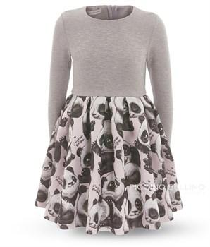 "Платье ""Панда"" - фото 4773"