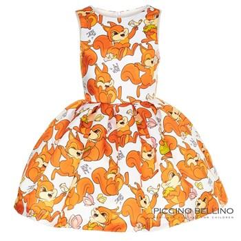 """Платье """"Белки"""" - фото 4868"""