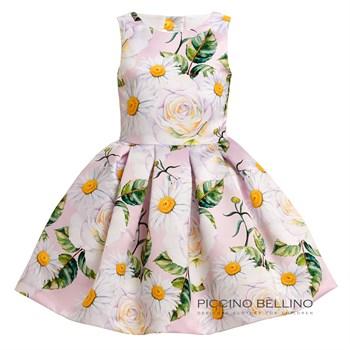 "Платье ""Ромашки"" арт.0395 - фото 5416"