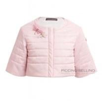 Куртка розовая арт.0624 - фото 5462