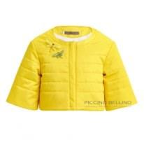 Куртка жёлтая арт.0627 - фото 5480