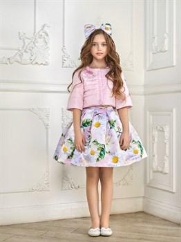 "Платье ""Ромашки"" арт.0395 - фото 5673"