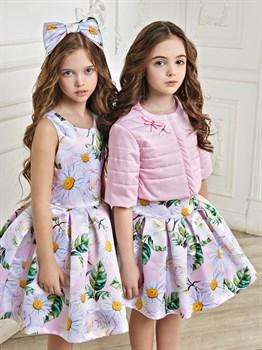 "Платье ""Ромашки"" арт.0395 - фото 5674"