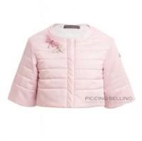 Куртка розовая арт.0624