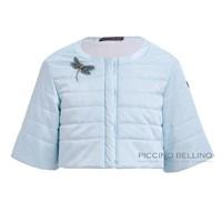 Куртка голубая арт.0625