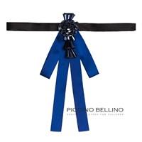 Аксессуар школьный галстук синий