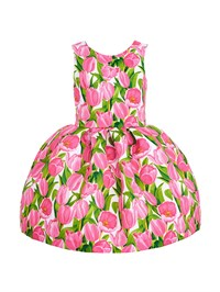 Платье для девочки арт. 03210